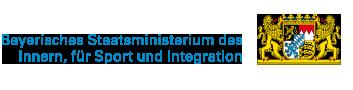 Logo des Bayerisches Staatsministeriums des Innern